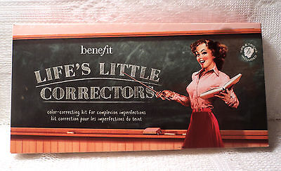 BENEFIT LIFE'S LITTLE CORRECTORS COLOR-CORRECTING KIT - BOXED