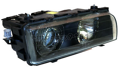 BMW 740i 740iL Magneti Marelli Right Headlight Assembly LUS4531 63128352744