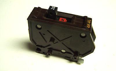 * WADSWORTH  TYPE A 15 AMP 1 POLE  BREAKER (METAL TAB)  .... YH-414G for sale  Norfolk