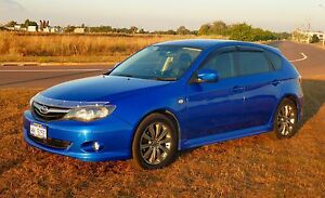 2010 Subaru Impreza RS Limited Edition Hatchback Berrimah Darwin City Preview