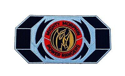 Pink Power Ranger Belt Buckle (Power Rangers Pink Belt Buckle Patch TV Series Mighty Morphin Kim Badge Bird)