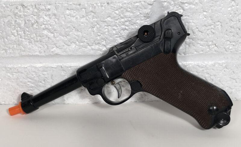 Vintage Marx P08 Luger Cap Gun #53 1253PU