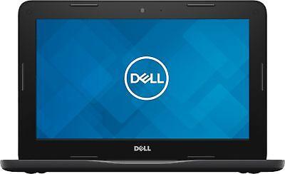"Dell - 11.6"" Chromebook - Intel Celeron - 4GB Memory - 16GB eMMC Flash Memory..."