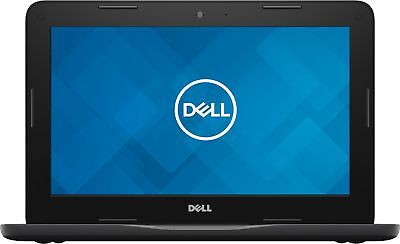 "Dell - 11.6"" Chromebook - Intel Celeron - 4GB Memory - 16GB"