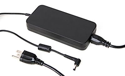 Getac S410 Laptop Spare 120W AC Adapter / Charger & Power Cord, For Dock & GPU