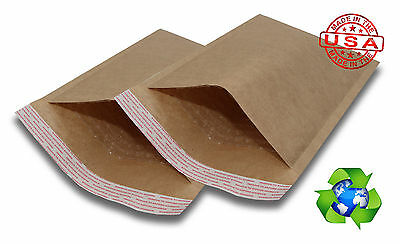 500 000 4x8 Brown Kraft Bubble Mailers Padded Envelopes Bags 4x8