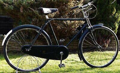 1950s Golden Sunbeam Gents Town Bike