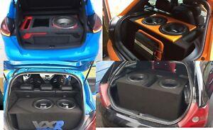 SUB ENCLOSURE SPEAKER BOX CUSTOM SPEC CAR AUDIO 8 10 12 15 alpine jl jbl mtx jvc