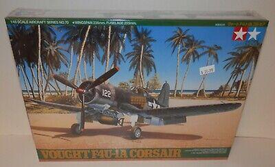 Tamiya 1:48 Vought F4U-1A Corsair 61070 NIB