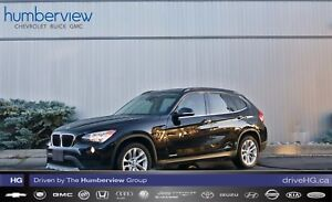 2015 BMW X1 xDrive28i PANO ROOF|PARK SENSORS|LOW KM