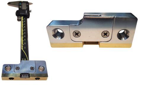 Vernier Caliper Base Depth Gauge Attachment, Mitutoyo 6 to 8 Inch Digital