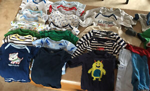 Large variety of 3-6 month clothes