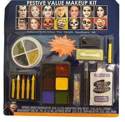 Festive Makeup Kit, Halloween Accessory