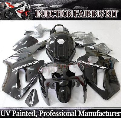 For Kawasaki Ninja ZX12R 2000-2001 Black Fairing Body Kit ABS Injection Molded