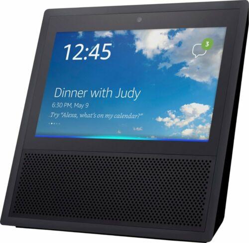 Amazon Echo Show 1st Generation - Black - Bluetooth Smart Speaker with Alexa