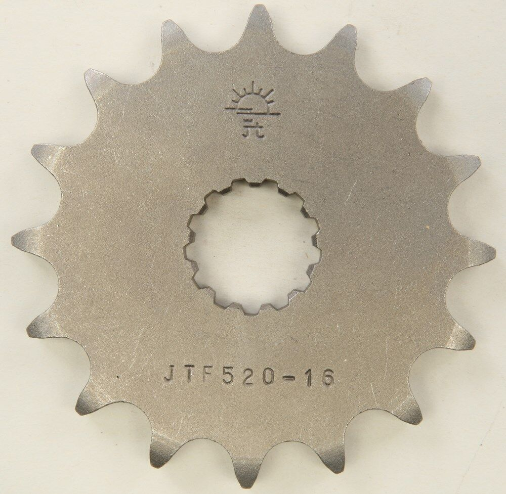 JT Sprockets JTF520.16 16T Steel Front Sprocket