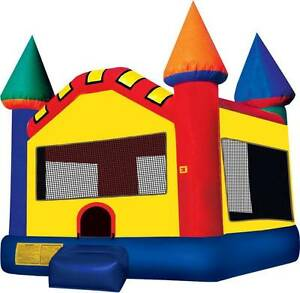 Brisbane Metro Jumping castle hire, Castles from $150 for 4 hours Gaythorne Brisbane North West Preview