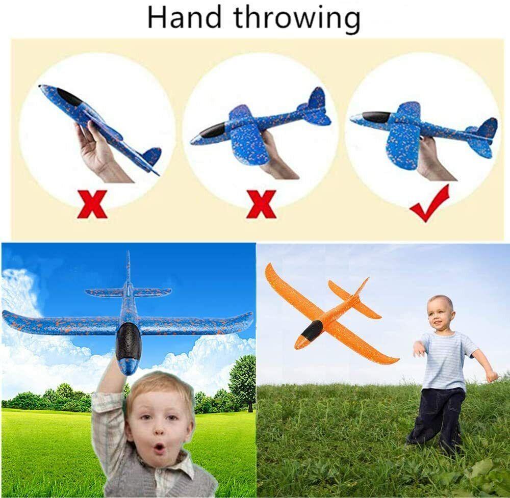 glider plane for girls boys kids 4