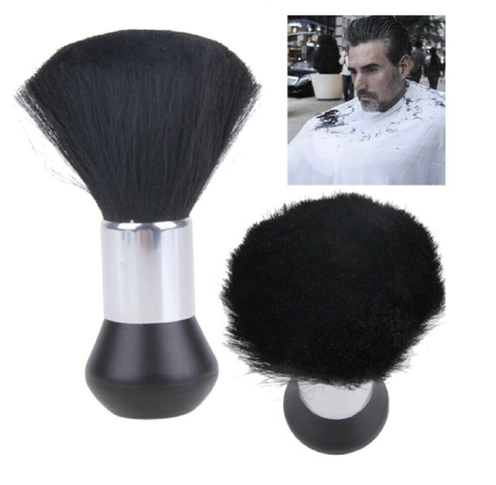 Neck Duster Brush for Salon Stylist Barber Hair Cutting Make Up Cosmetic Body US Brushes & Combs
