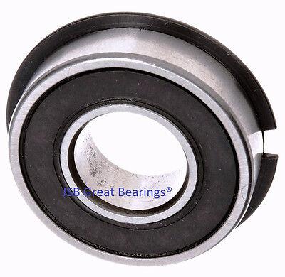 6205-2rs-nr Seals Bearing W Snap Ring Ball Bearings 6205-2rs Nr