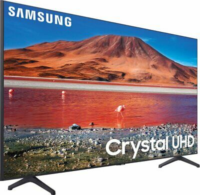 SAMSUNG 43 inch 4K LED Smart TV 7 Series HDR Motion Rate 120 TU7000 (2DayShip)
