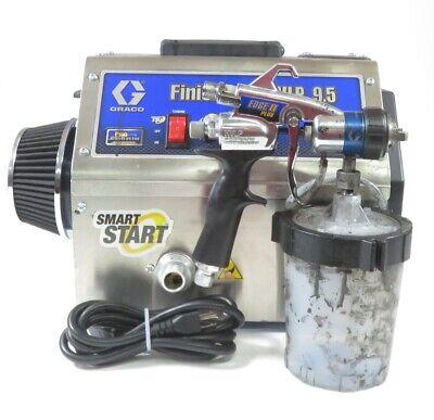 Graco 17n267 Finishpro Hvlp 9.5 Procontractor Series Turbine Paint Sprayer