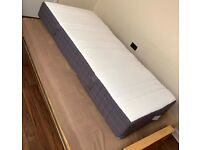 Delivery IKEA hovag mattress standard single added filllings