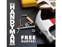 Handyman Installations Electrical Plumbing Repairs Diy