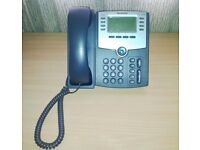 New Cisco SPA508G 8-Line IP VoIP Phone