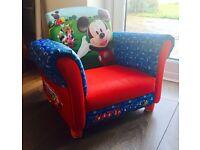 Mickey Mouse Armchair
