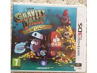 Gravity Falls, Legend of the Gnome Gemulets - Nintendo 3DS (2DS) - Immaculate Condition