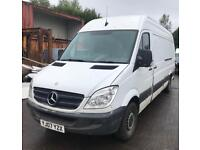Mercedes Sprinter 2007 Lwb For Sale ( Quick Sale Needed )