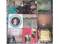 #1 - Pack of 9 vinyl records. Chopin, Tschaikowsky, Segovia and the others.
