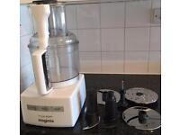 Magimix 5200XL Premium Blender Mix Food Processor, White