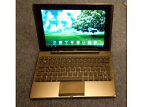 Asus Transformer TF101 10inch Tablet with keyboard