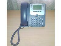 Cisco SPA508G 8-Line IP VoIP Phone