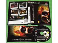 Twisted Metal: Black - (PS2 Game 2001) - Very Good!!!