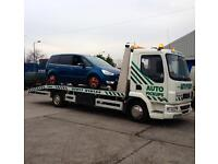 Car Transport , Vehicle Recovery , Motorcycle Delivery , swb Van & 4x4 Collection Service Northwest