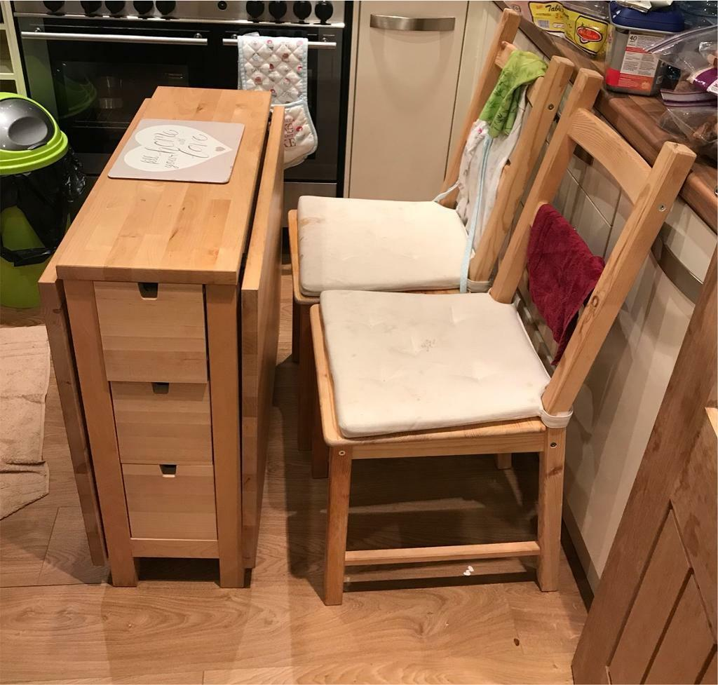 Admirable Ikea Dining Table Chairs Must Go Today In Swansea Home Interior And Landscaping Palasignezvosmurscom