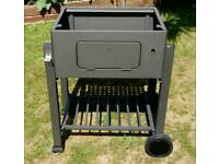 Barbeque. Charcoal. Parts missing. Spares or repair. Brand new BBQ.