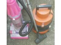 BARGAIN VEX AND DYSON HOOVER FULLY WORKING ORDER DELIVERY FOR FUEL