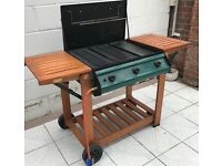 Winchester 3 Burner Flat Bed Gas Barbecue (Second hand - excellent condition - Collection Only)