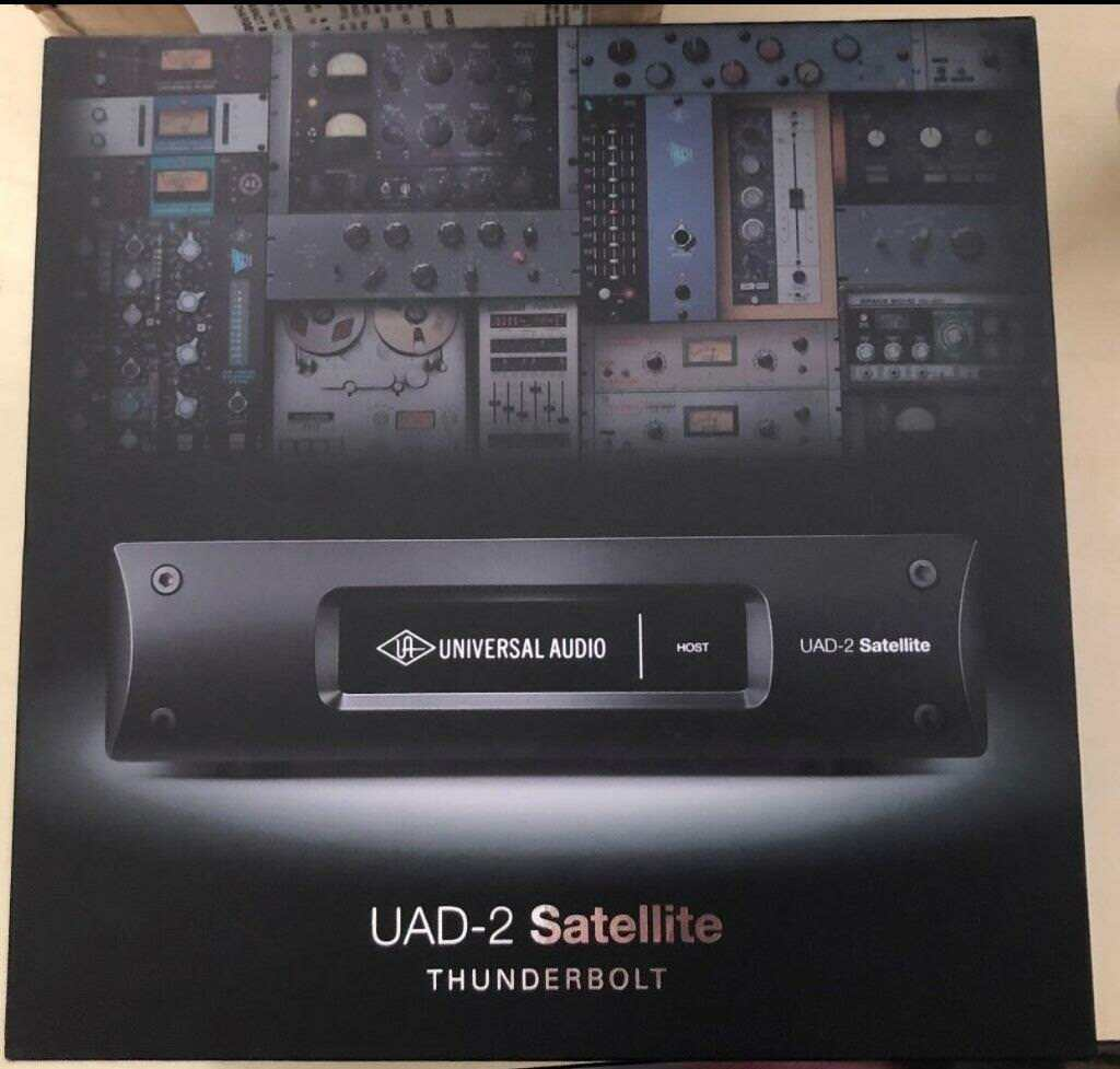 Universal Audio Octo - over £4 2k included  Neve API SSL Shadow Hills SPL  UAD-2 satelitte interface | in North London, London | Gumtree