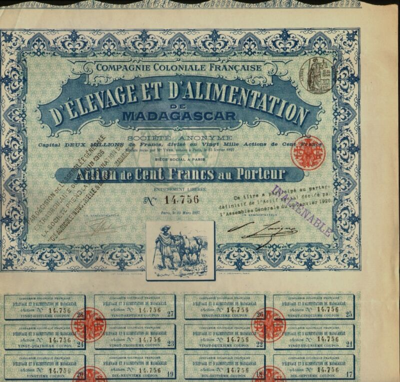 AFRICA Coloniale Francaise   d