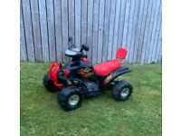 Childs electric quad. Excellent condition