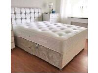 🛡FREE DELIVERY divan beds for sale MANUFACTURED IN THE UK🛡