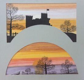 Gordon Barker paintings for sale
