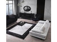 Brand new fabric sofa