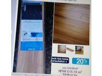 Oak Laminate Flooring.