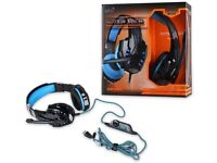 KOTION REACH GAMING HEADSETS NEW